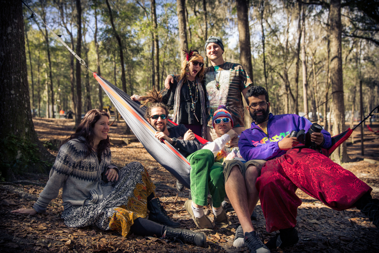 Hammock Etiquette for Music Festivals