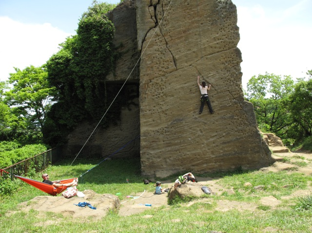 Rock Climbing Hammocks