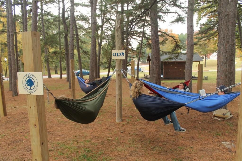 Eno Student Lounge