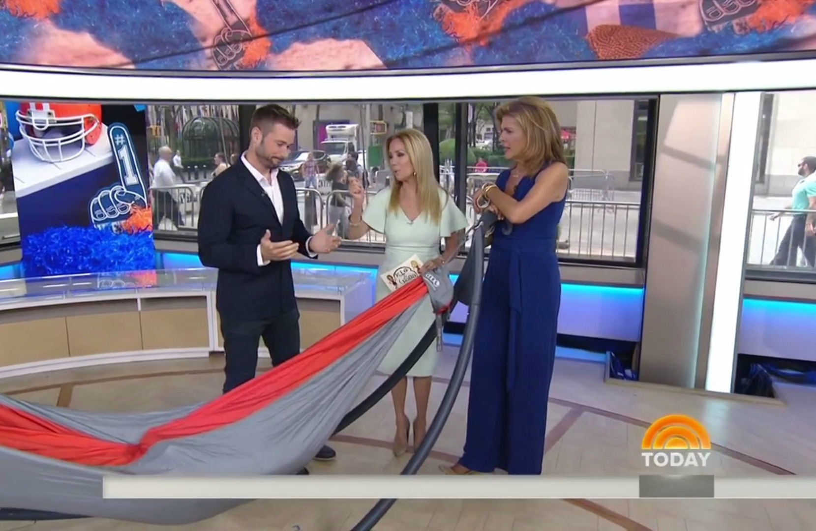 Today Show and ENO