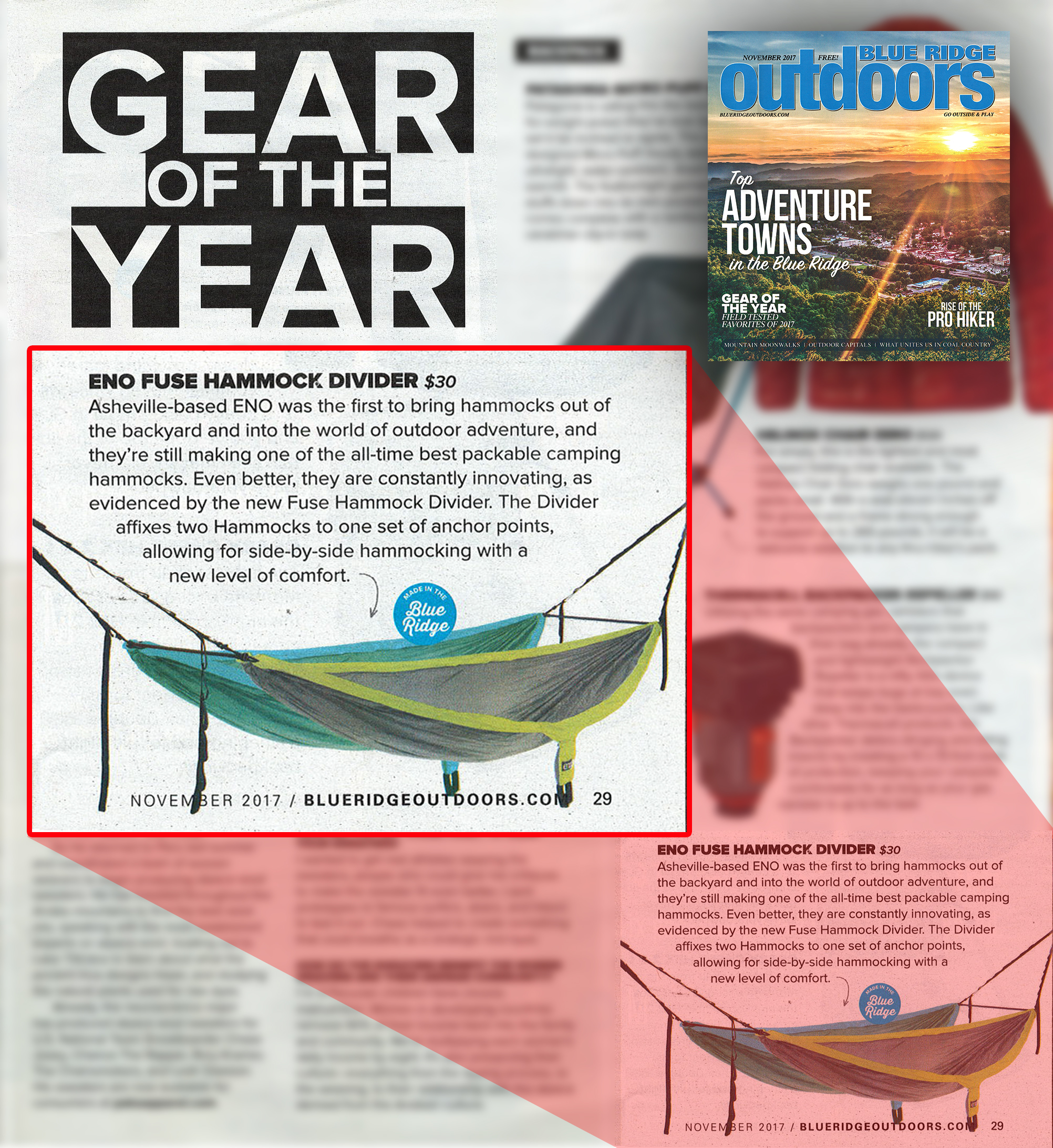 Fuse Hammock System Review